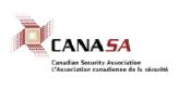 Canada, certification pour compagnie de sécurité