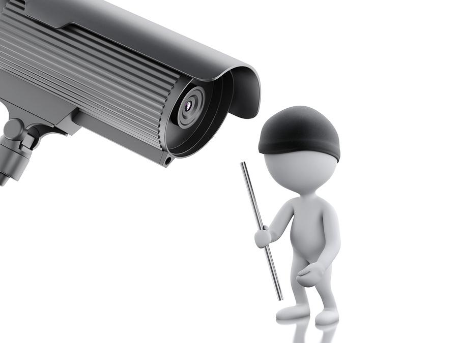 Installation de vidéosurveillance
