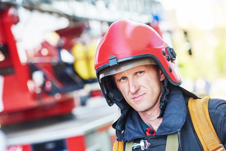 Système de sécurité contre les incendies commercial