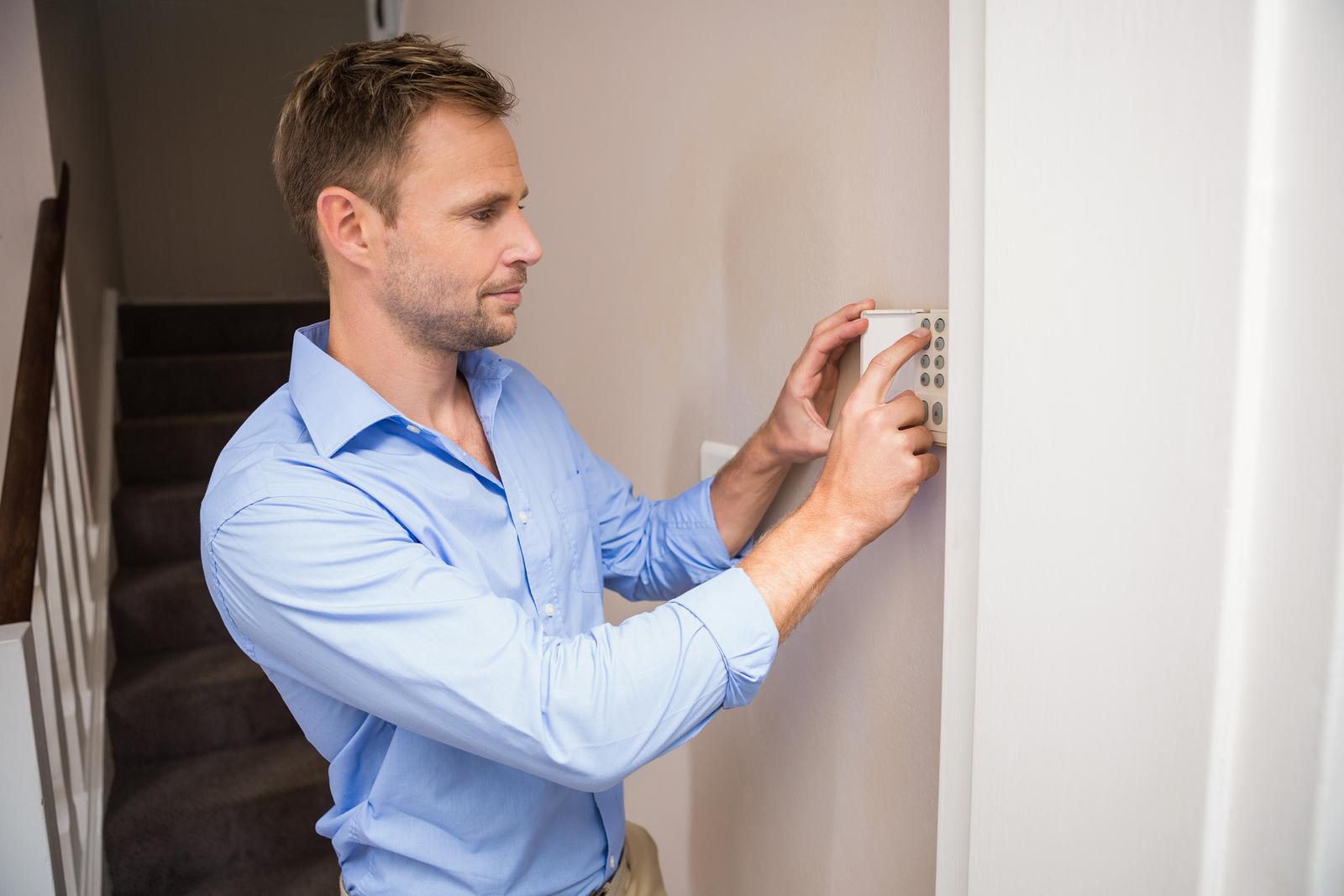 Système de sécurité résidentiel à Lévis