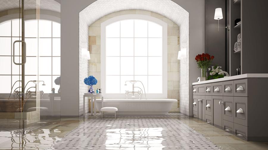 Prévention des fuites d'eau à la maison