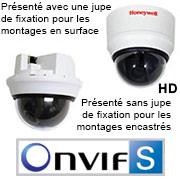 La caméra de sécurité mini-dôme H4SVP1X très robuste
