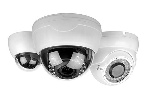 Voici les principaux types de caméras de surveillance sur le marché