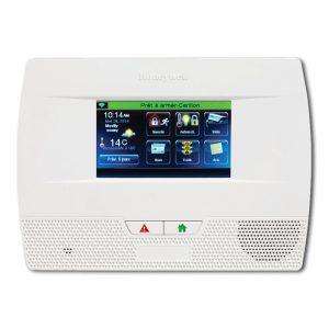 La première position du top 5 des systèmes d'alarme revient à Honeywell avec le LYNX 5200.
