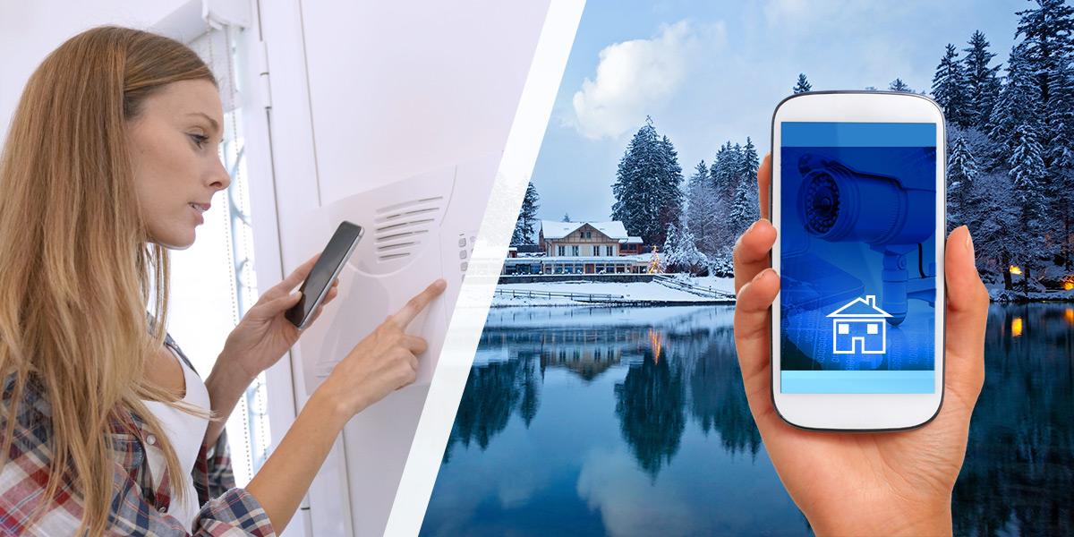 Quel système d'alarme doit-on choisir pour un chalet ou une résidence secondaire?