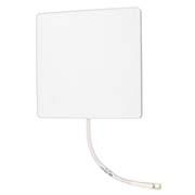 Une antenne radio externe pour optimiser le signal pour votre système de sécurité sans fil Domonial.