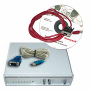 Faites l'installation de la centrale d'alarme Domonial avec le kit DOMOPC.