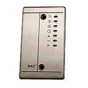 Une sécurité pour le boîtier MAX3 ou MAX4, la capot de protection métallique MX03 de Honeywell.