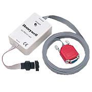 Ce câble de liaison RS232 fonctionnera avec votre centrale d'alarme G2 de Honeywell.