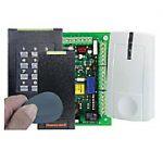 Définissez un secteur de portes pour mieux le contrôler avec ce module C081 d'Honeywell.