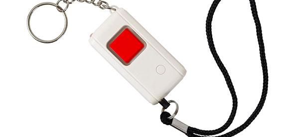 Mais à quoi peut donc bien servir un bouton d'urgence médical lorsqu'on veut être en sécurité?