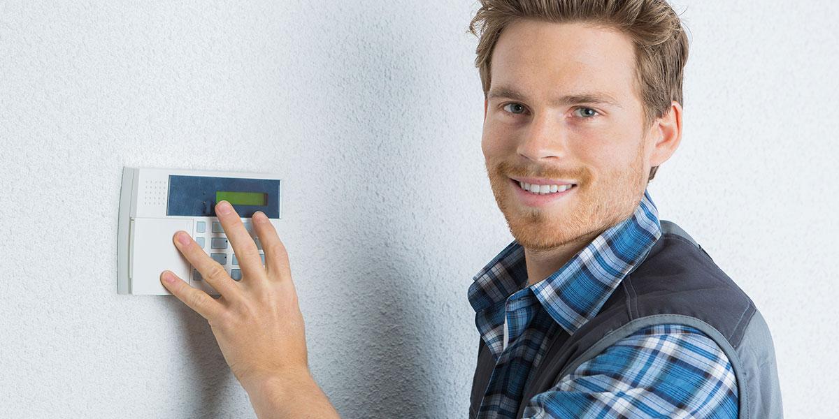 Dans la région de Shawinigan, vous paierez moins cher pour un système d'alarme de qualité