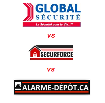 global sécurité vs securforce alarme-depot