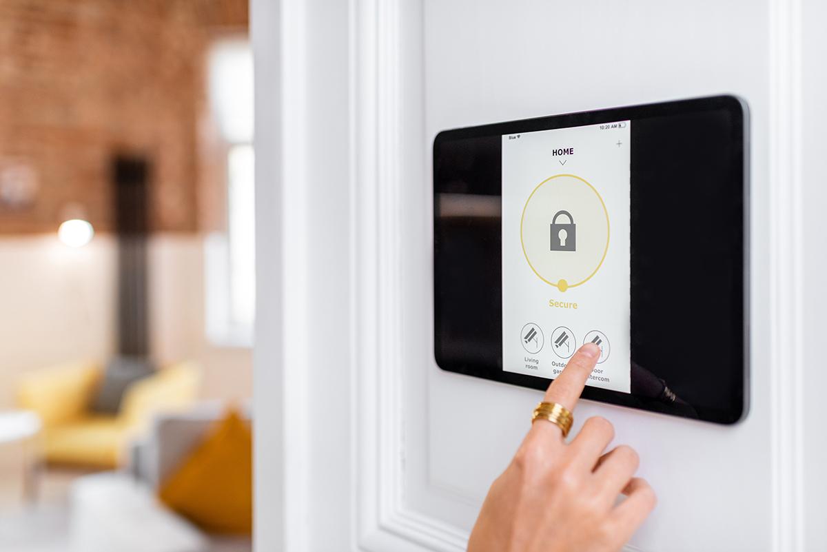 Système d'alarme résidentiel et commercial TELUS et ADT